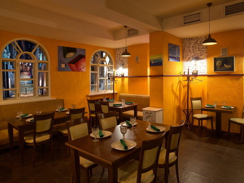 Продам арендный бизнес ресторан, кафе, пиццерия Малая Лубянка 16 - Фото 3