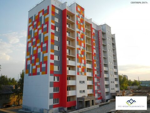 Продам двухкомнатную квартиру Матросова 37а 44 кв.м 4 эт 2000т.р - Фото 1