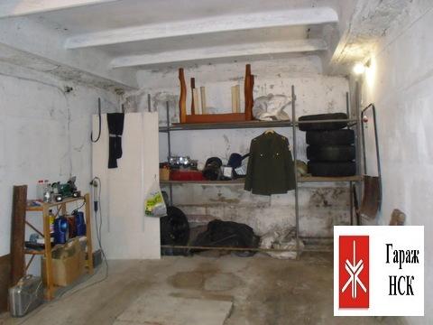 Продам капитальный гараж ГСК Оптимист №73. Поселок Геологов - Фото 3