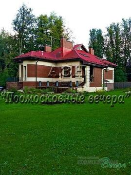 Рублево-Успенское ш. 20 км от МКАД, Дарьино, Коттедж 490 кв. м - Фото 1