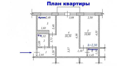Продам 2 квартиру по проспекту Мира 36 Чебоксары - Фото 4