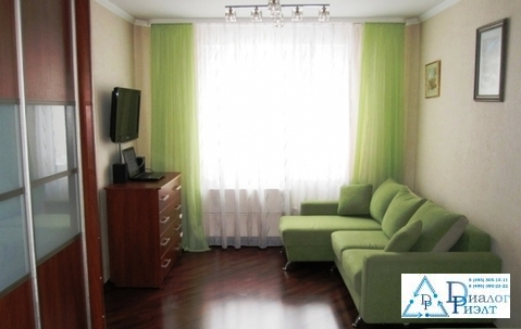 Комната в 2-й квартире в Дзержинском, 20мин авто до метро Котельники - Фото 1