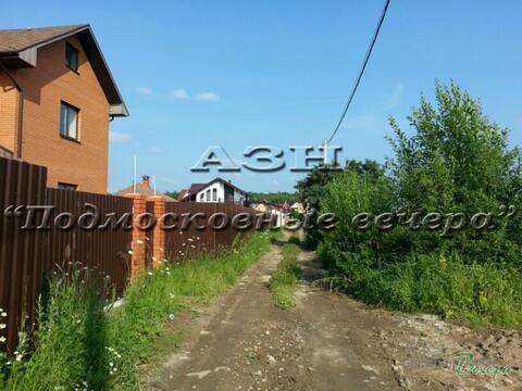 Каширское ш. 10 км от МКАД, Горки Ленинские, Участок 6 сот.