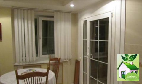 Продается 3-х комнатная квартира в элитном доме, с огороженной террит - Фото 1
