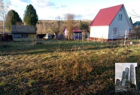 Продается земельный участок площадью 8 соток с дачным домиком площадью . - Фото 3