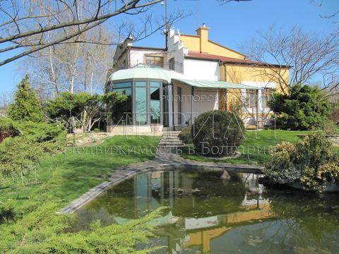 Роскошный дом в 15 км от Варны в парке с озеро - Фото 2