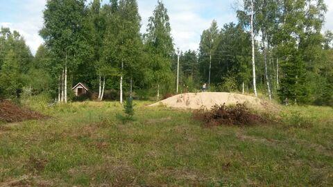 Продается эксклюзивный участок на берегу финского залива на 1 линии - Фото 1