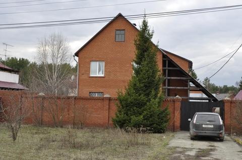 Дом 196 кв.м, Участок 10 сот. , Горьковское ш, 22 км. от МКАД. - Фото 1