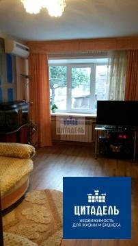 Продаётся квартира в центре с мебелью и техникой, Купить квартиру в Воронеже по недорогой цене, ID объекта - 322441855 - Фото 1