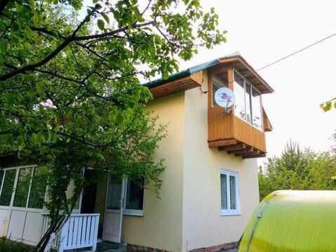 Участок с домом в черте города Екатеринбург - Фото 1
