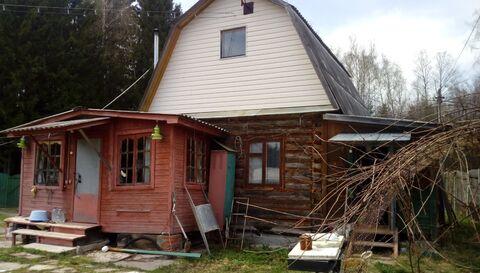 Продаю зимнюю дачу в Ступинском районе, дом из бревна с.Ситне-щелканов - Фото 2