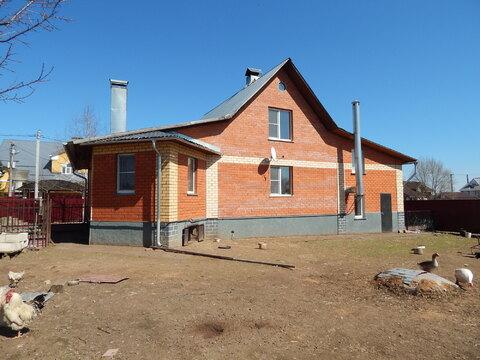 2 этажный кирпичный дом 250 кв.м.в п.Тучково - Фото 4
