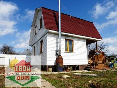 Продам дом в СНТ Протва 80 кв. г. Обнинск - Фото 1