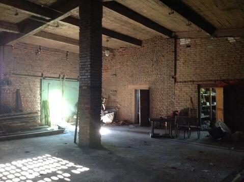 Здание произв одственно складского назначения в селе Кубринск, высота . - Фото 1