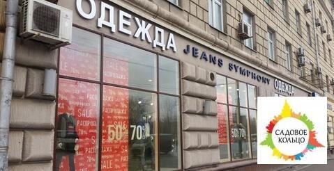 Торговое помещение на первой линии Ленинского проспекта. Общая площадь - Фото 1