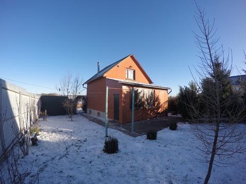 Сатино-Русское дом+баня 145кв.м. ПМЖ - Фото 1