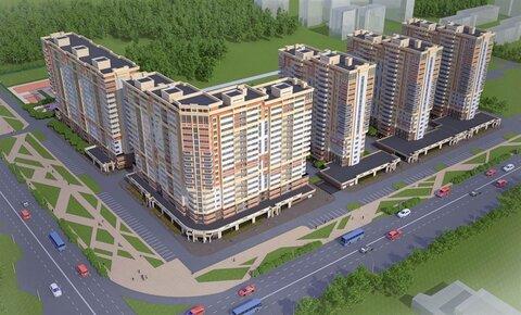 Однокомнатная квартира на Проспекте Строителей, в нов.доме, - Фото 3