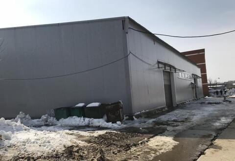 Склад 1116 м2, рабочий поселок Нахабино - Фото 5