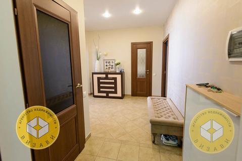 2к квартира 62 кв.м. Звенигород, мкр Супонево 5, ремонт и мебель - Фото 4
