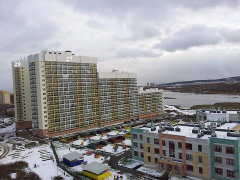 1-к.кв.Уктус.ул.Рощинская 21. 30кв.м - Фото 2