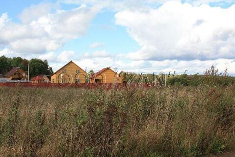 Продается участок, Ярославское шоссе, 98 км от МКАД - Фото 1