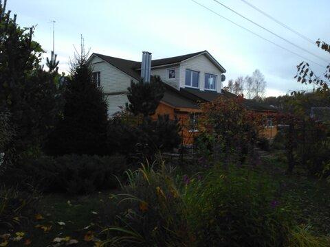 Дом для круглогодичного проживания на берегу Москва-реки - Фото 1