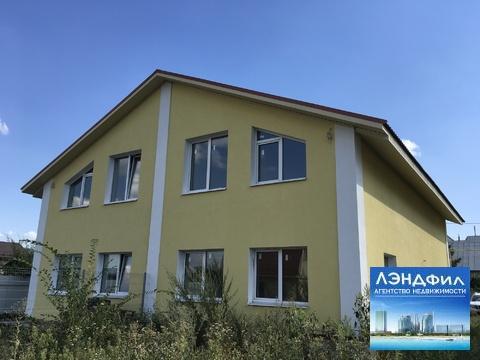 2 этажный кирпичныйтаунхаус, Приволжская, 50 - Фото 1