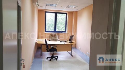 Аренда офиса 16 м2 м. Калужская в бизнес-центре класса А в Коньково - Фото 1