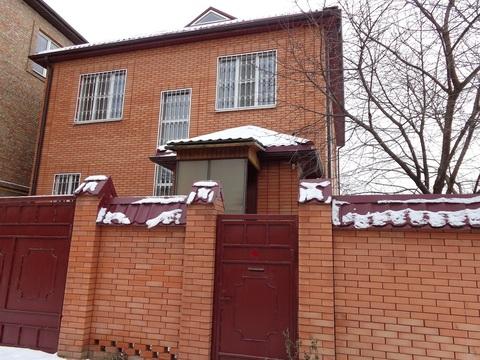 Продам Отличный кирпичный Дом S - 203 кв. м. в зжм, ул. Малиновского - Фото 1