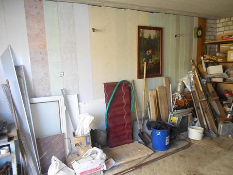 Капитальный гараж 24 квадратных метра , подвал под всем гаражом. - Фото 5