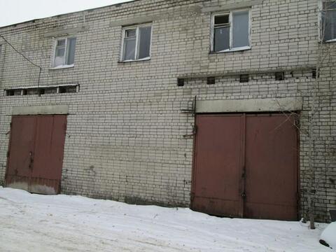 Автобокс в Ярославле на ул. Магистральной под склад или производство, . - Фото 2