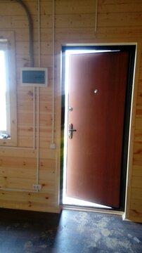 Теплый зимний брусовой дом в деревне. - Фото 3