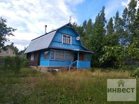 Продается 2х-этажная дача 72 кв.м на участке 7 сото, д. Шапкино - Фото 1