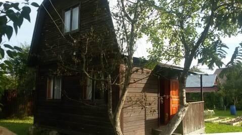 Продам дом 50м2 на 6 сот Звенигород, СНТ Островня - Фото 1