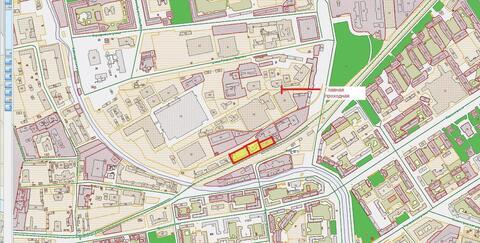 Земельный участок участок 0,70 Га (3 объекта). Коломяжский, 10 - Фото 3