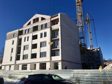 2-х комнатная квартира в новом кирпичном доме в центре Твери! - Фото 4