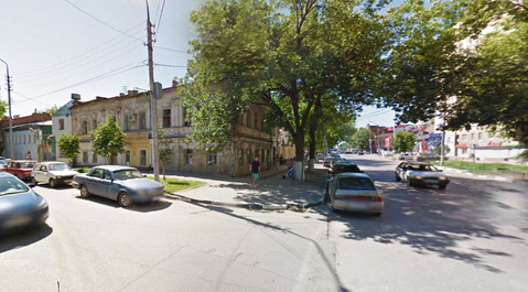 Под нежилое! Центр, ул. Чапаева, окна на улицу. - Фото 1