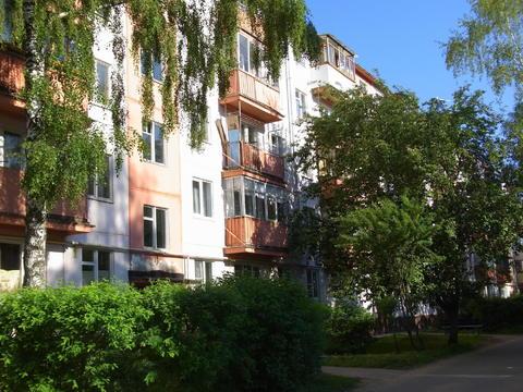 2-к.кв ул.Шибанкова д.61, Купить квартиру в Наро-Фоминске по недорогой цене, ID объекта - 319081012 - Фото 1
