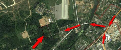 Участок 4,82 Га с коммуникациями и проектом на комплекс вблизи бетонки - Фото 5