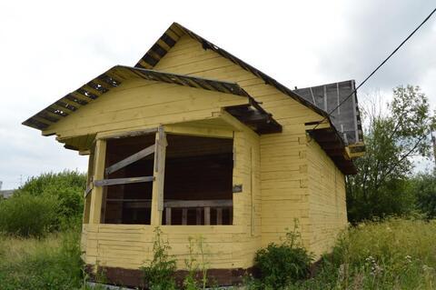 Продам не достроенный брусовой 2-х этажный дом в селе Речицы - Фото 1