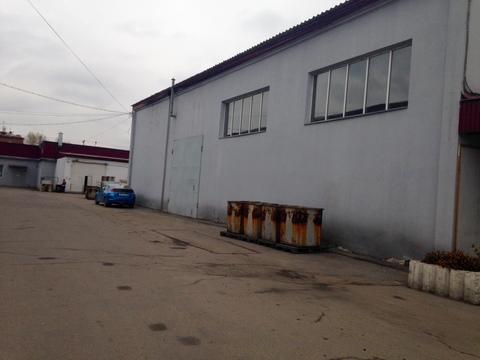 Сдается Склад. , Иркутск г, улица Баррикад 129 - Фото 2