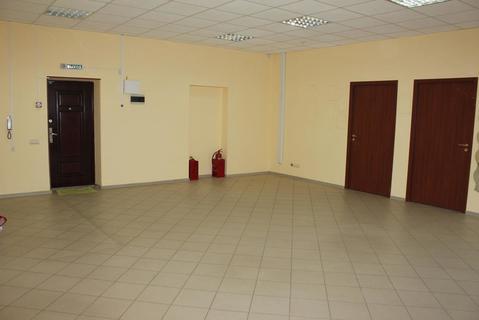 Офисное помещение 125 м2 в Октябрьском районе - Фото 1