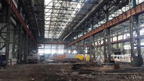 Сдам в аренду производственно-складское помещение с мостовым краном - Фото 1