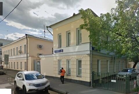 Отдельно стоящее здание, особняк, Арбатская Библиотека имени Ленина, . - Фото 1