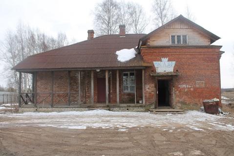 Продается здание С магазином И кафе,224 м2 д.Бухалово, Даниловский р-н - Фото 2