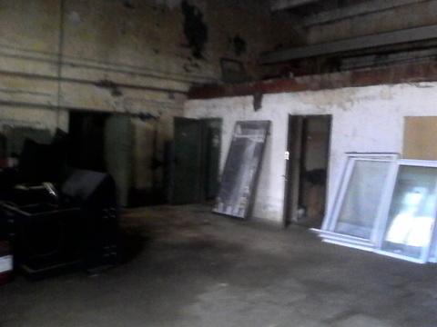 Производственная база на Киевском шоссе: 520 кв.м - здание + 1140 кв.м - Фото 1