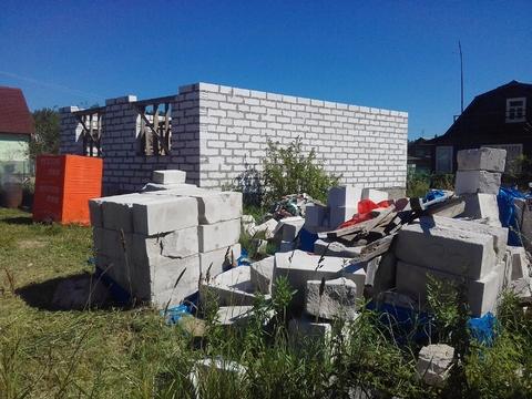 """Дом недострой+ дача в СНТ """"Заречное"""" в Тосно - Фото 2"""