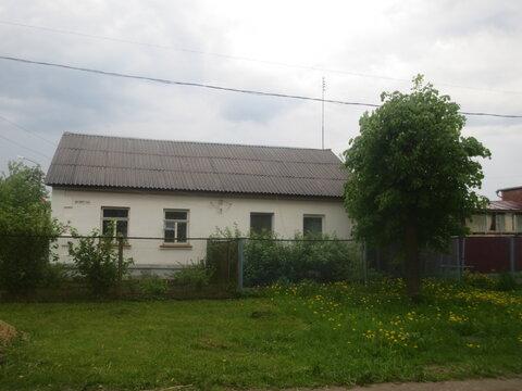 Сдам пол дома в г. Серпухов, ул. 1905 года, д. 70 около лесопарка - Фото 1