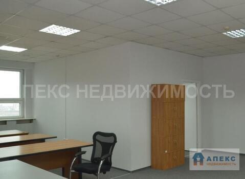 Аренда офиса 325 м2 м. Марксистская в бизнес-центре класса В в . - Фото 1
