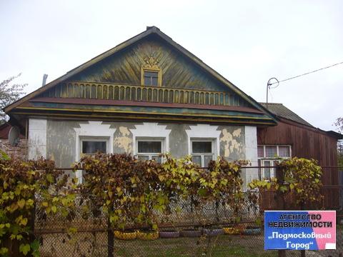 Дом со всеми удобствами в Егорьевске
